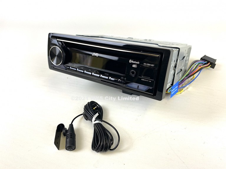 JVC KD DB912BT DAB CD/Tuner