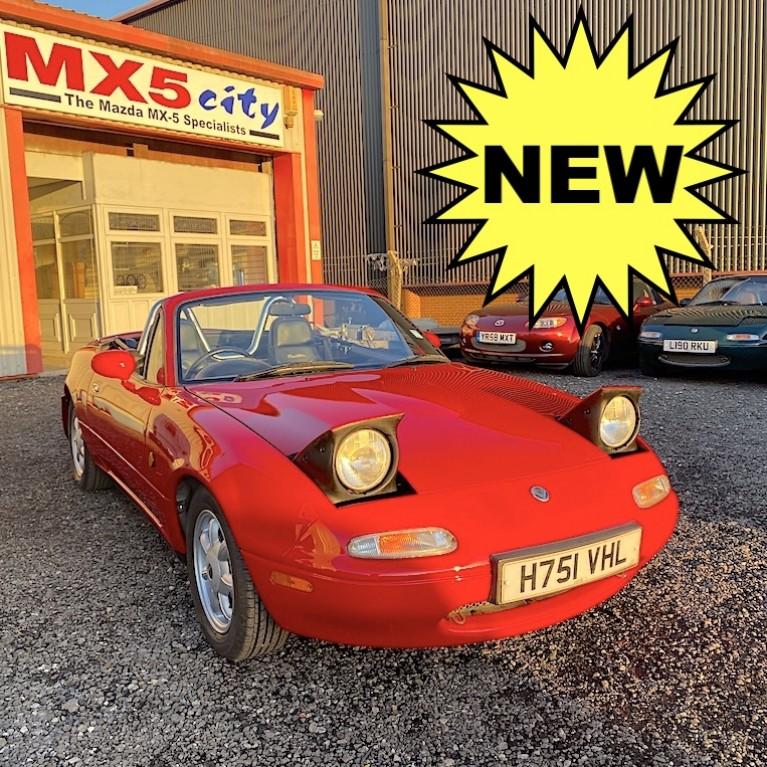 1990 Mazda Eunos Mk1 1.6