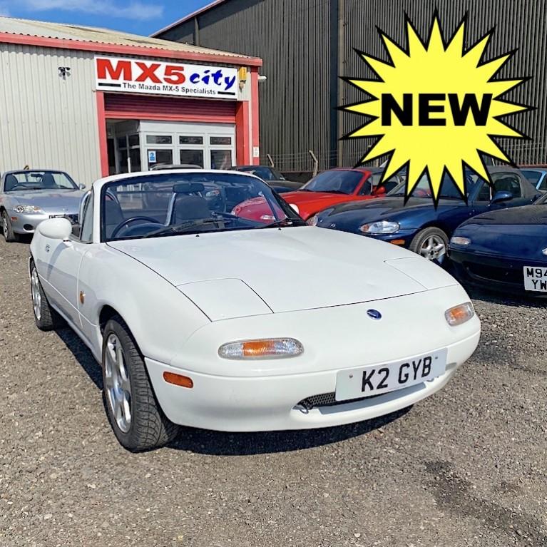 1993 Mazda Eunos Mk1 1.6
