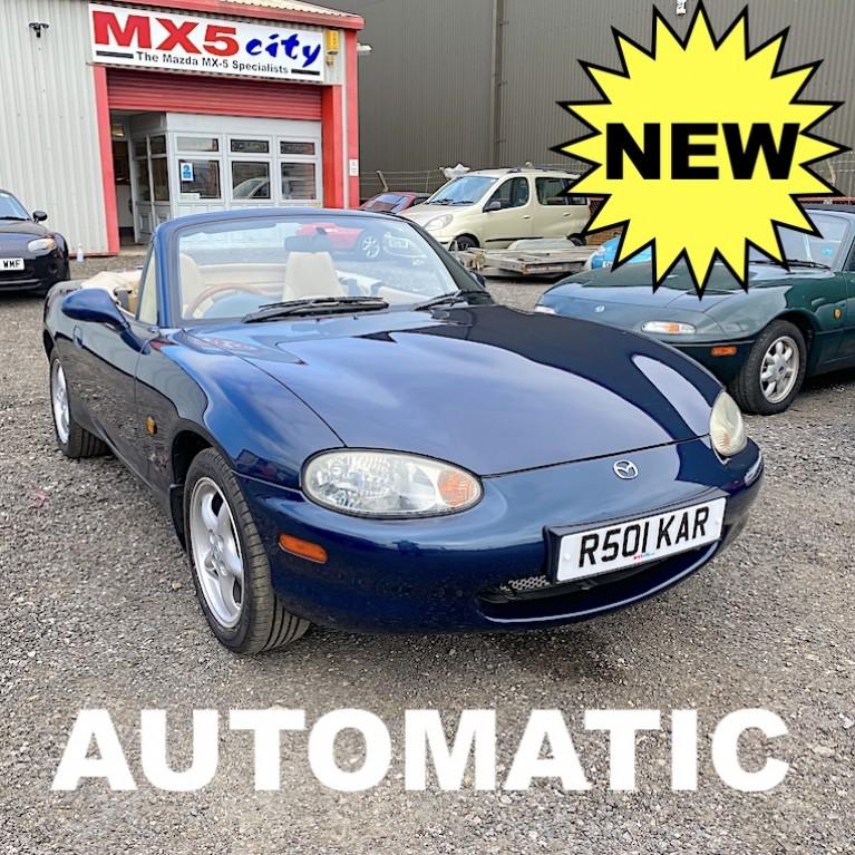 1998 Mazda MX-5 Mk2 1.8 VS Automatic
