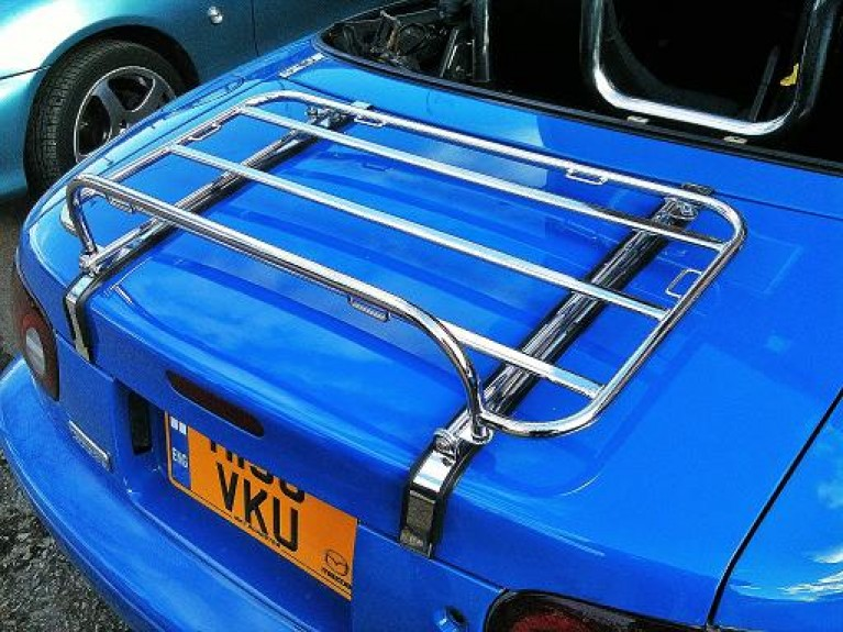 Stainless Boot Rack