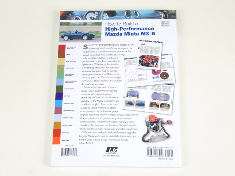 How to build a high performance MX5