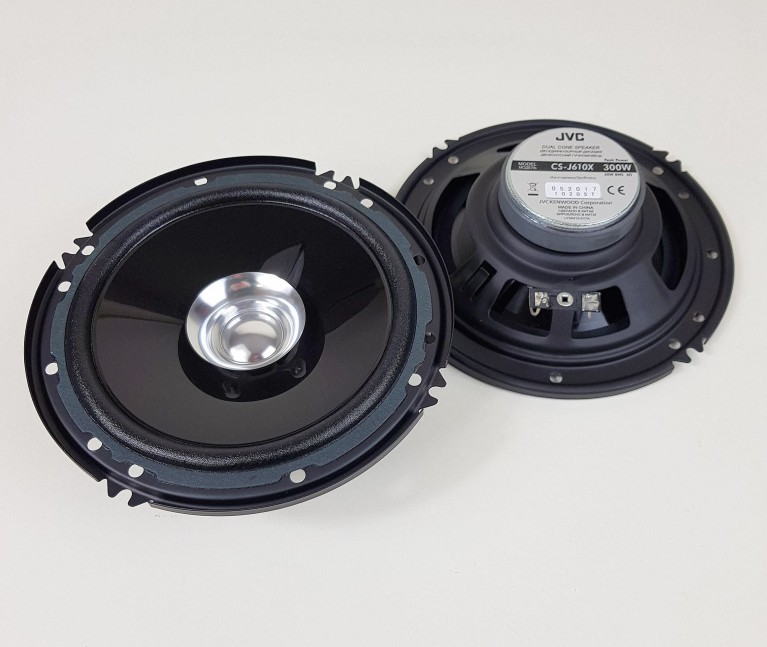 Door Speaker Upgrade Mk1
