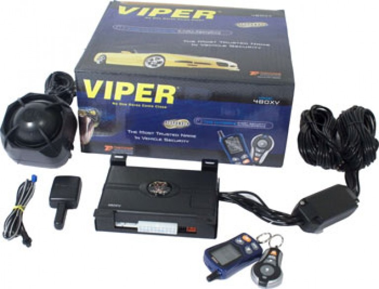 Viper 480XV Cat1 Alarm & Immobiliser