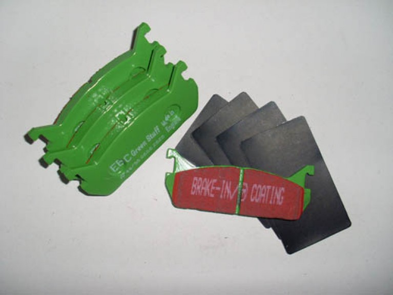 EBC Greenstuff rear pad set MK1 1.6