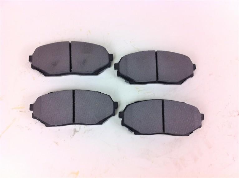 Front brake pads - Mk1 1.6