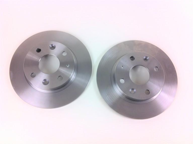 Rear Brake Disc - Mk1 1.6