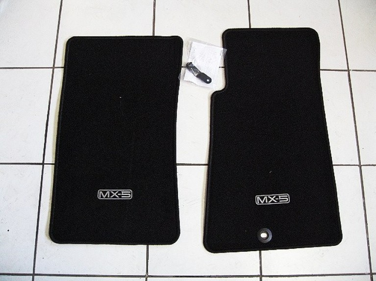 Genuine Mazda Floor Mat Set Mk1 Mk2 Mk2.5