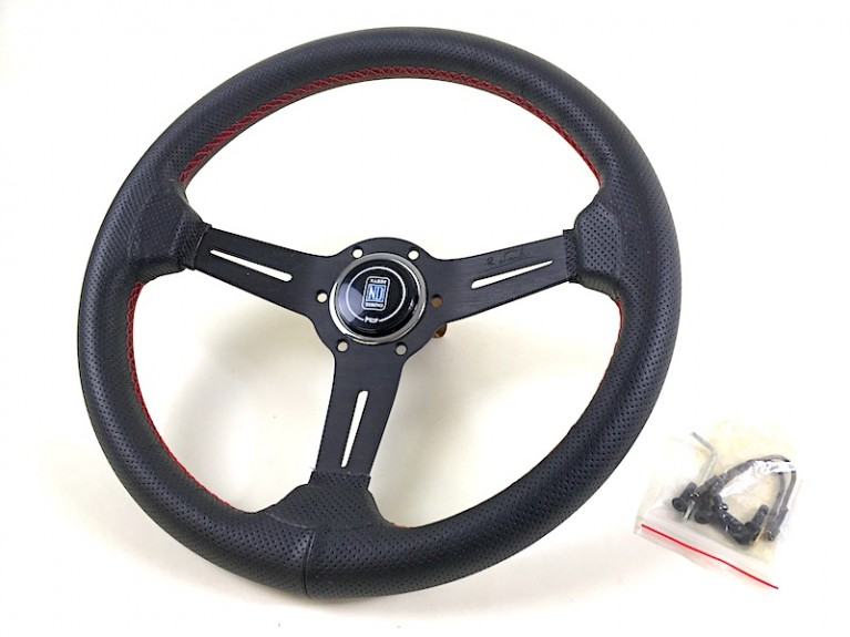 Nardi Style Leather Steering Wheel