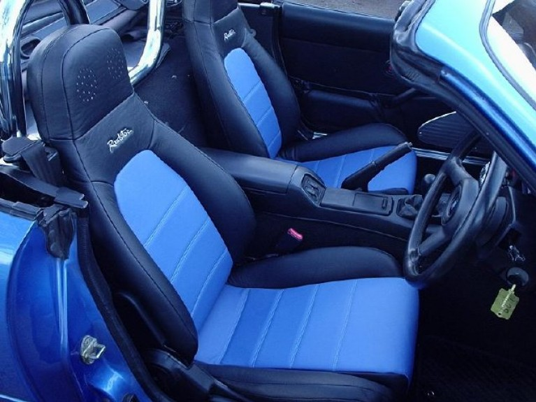 Leather Seat Set Mk1