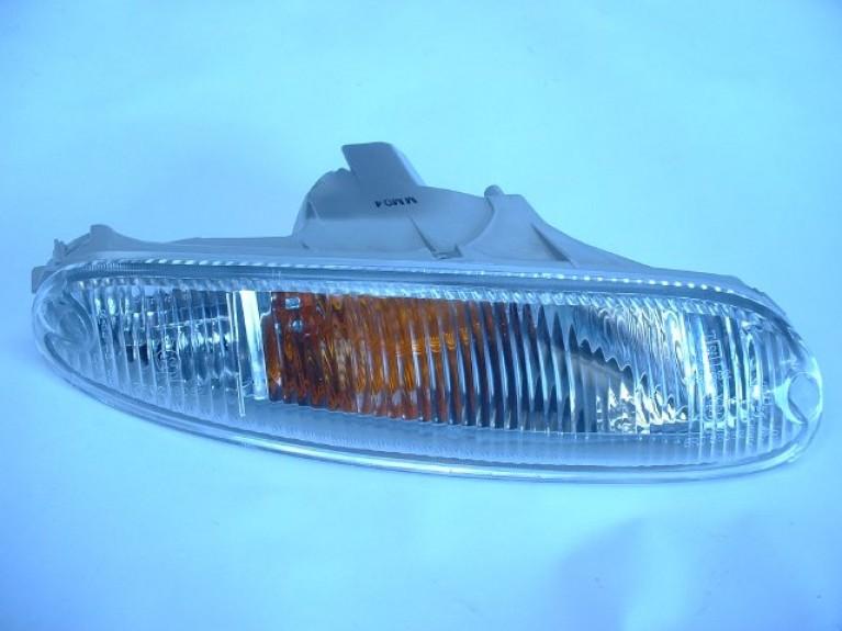 Front Side Light & Indicator Mk1