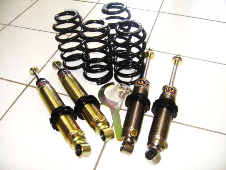 GAZ Fully adjustable suspension kits