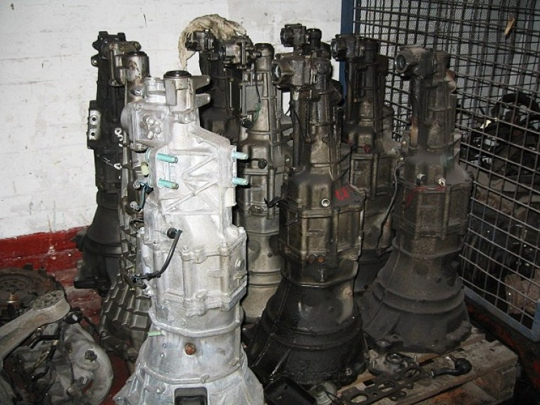 Good condition used gearboxes