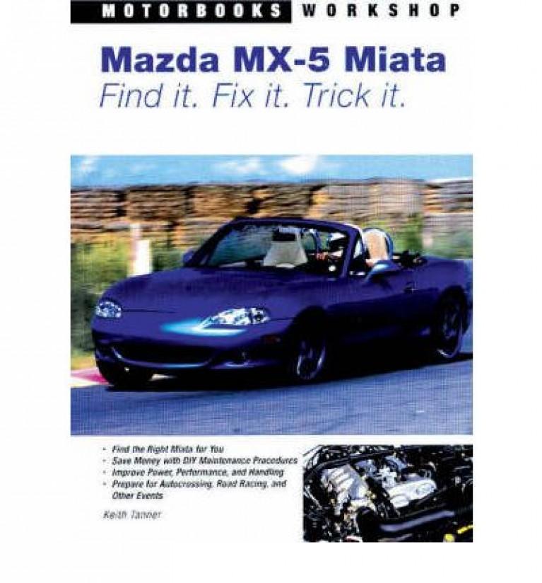 Mazda Mx5. Find it. Fix it. Trick it.