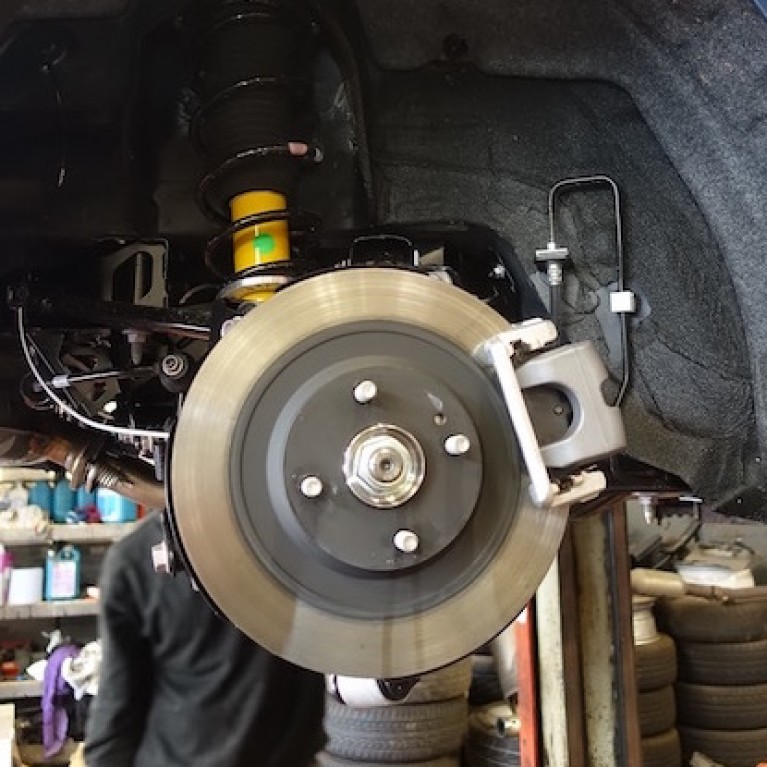 Brake Pad Replacement (Labour Only)