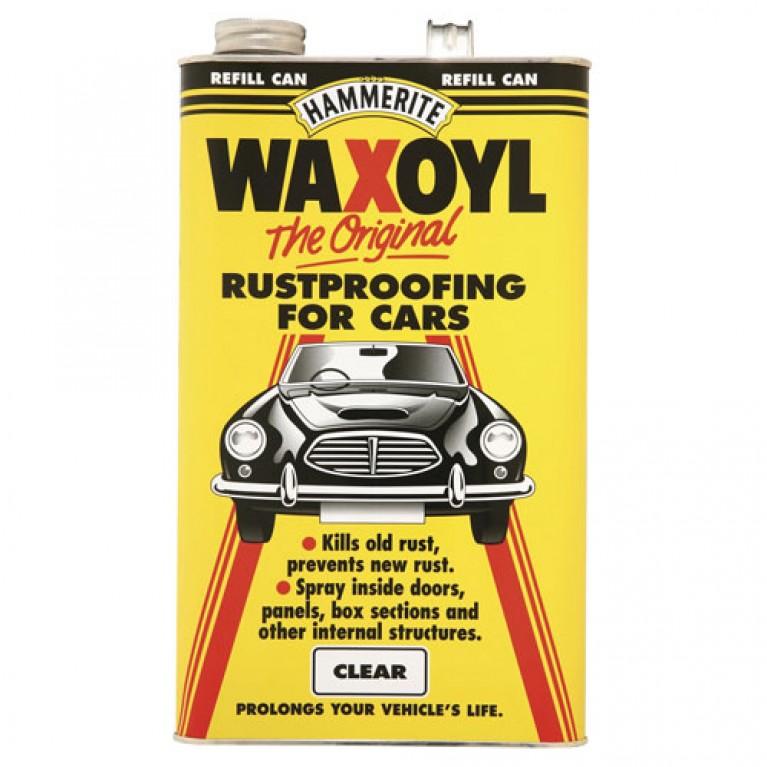 Waxoyl Treatment