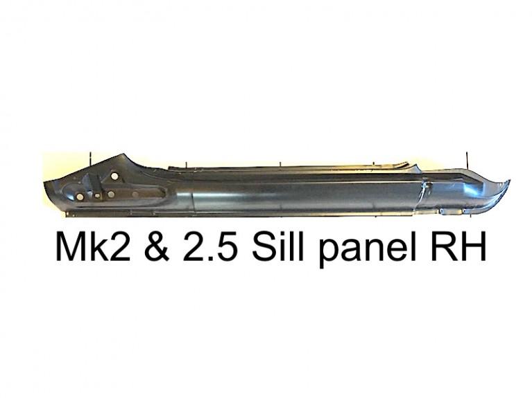 Full Sill Mk2/2.5