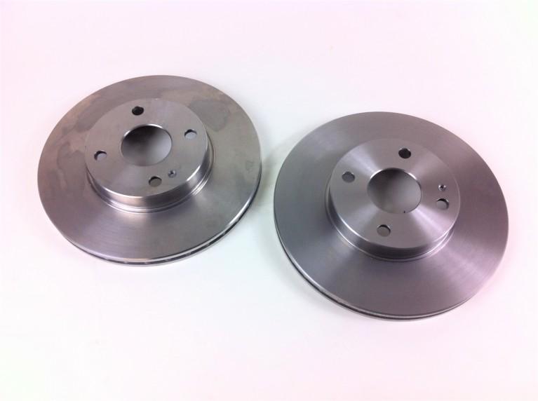 Disc and Pad Deal Mk1 1.8 & Mk2/2.5 1.6/1.8