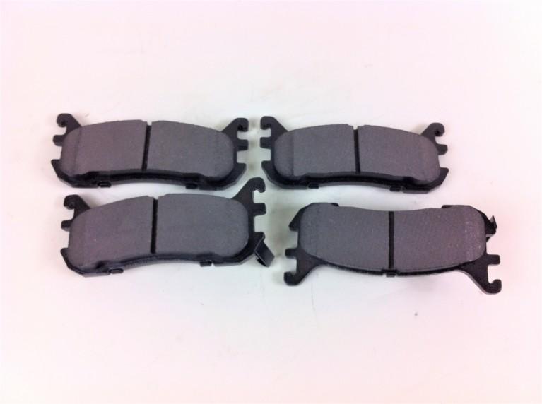 Rear Pad Set Mk2.5 Sport