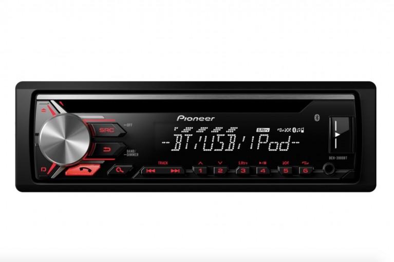 Pioneer DEH-3900BT CD/Tuner/phone
