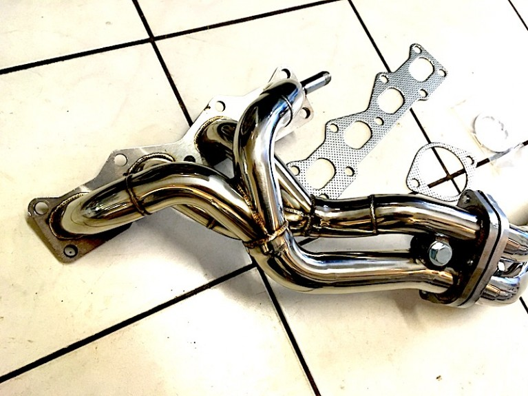 Stainless performance manifold Mk2/2.5