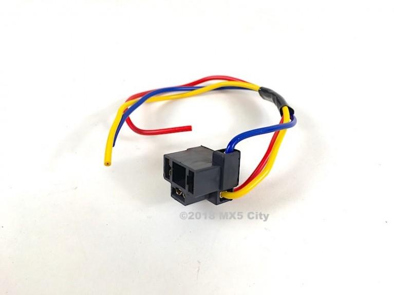 Headlamp connector plug Mk1
