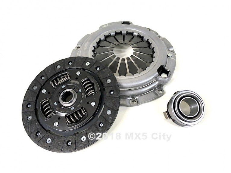 Clutch Kit - Mk3/3.5 for 6 speed gearbox