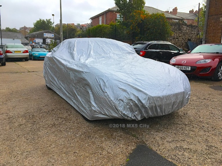 Weather Resistant Outdoor Car Cover