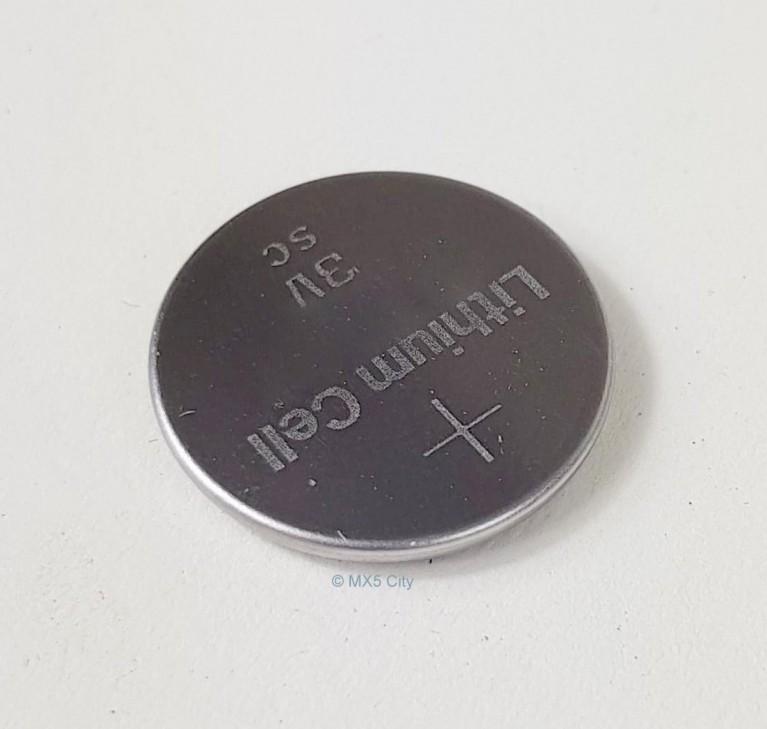Key Fob Battery Mk3