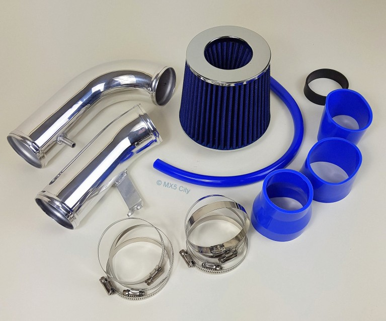 Air Induction Kit (Blue) Mk2/2.5