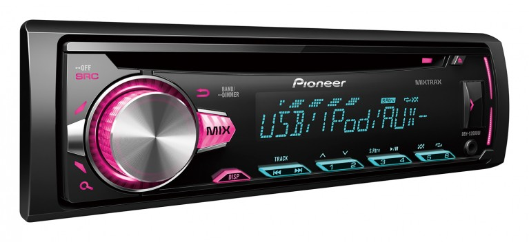 DEH-S2000UI Pioneer CD Receiver - Phone/CD/iPod/Aux