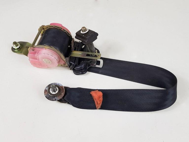 Seatbelt, Black, Mk1 '93-'98 (Used)