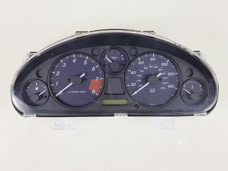 Dash Cluster Mk2 150mph (NC30) - (Used)