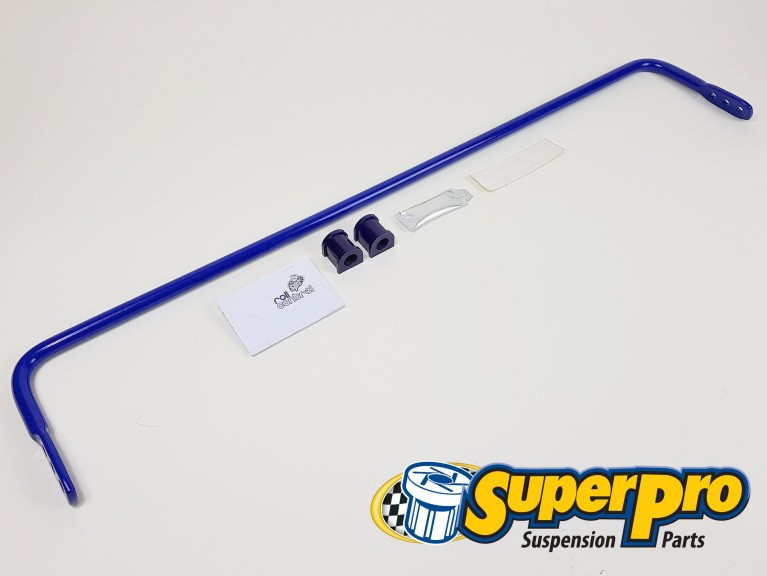 SuperPro Rear Anti Roll Bar Kit - Mk1/Mk2