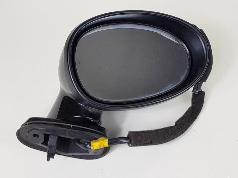 Brilliant Black Wing Mirror Mk3 (Used)
