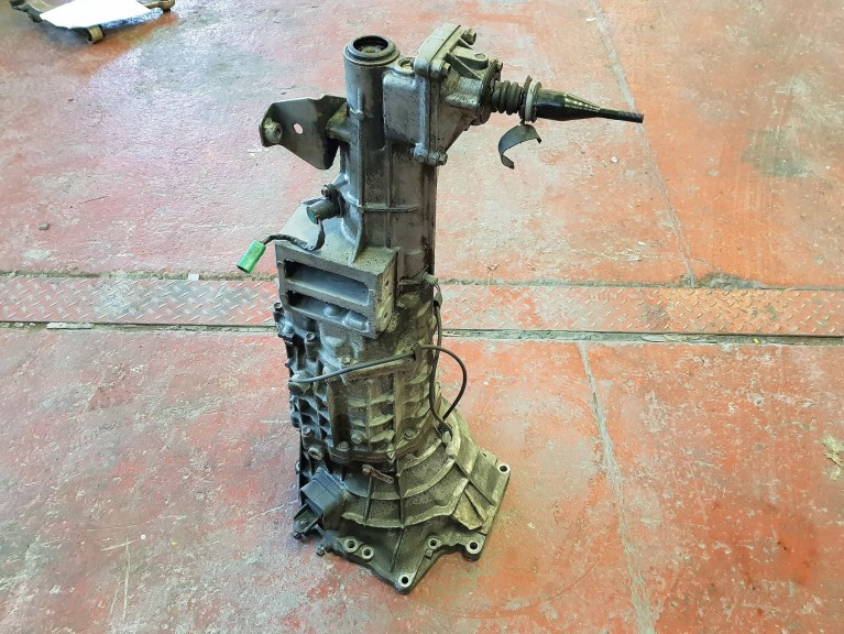 6-Speed Gearbox - Mk2,2.5 (Used)