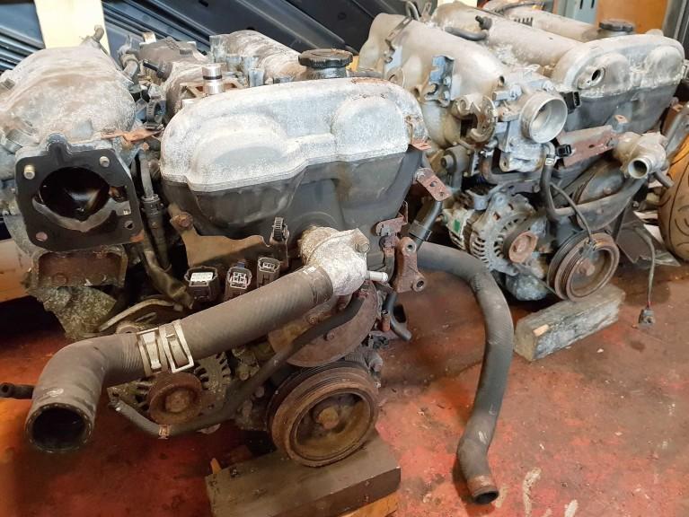 Engine Unit - Mk2/2.5 1.8 non vvt