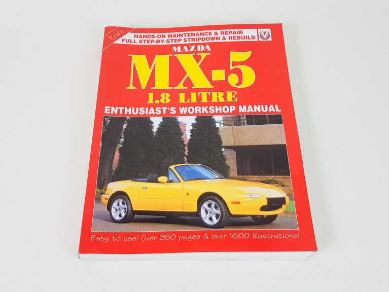 Enthusiast's Workshop Manual - Mk1 1.8
