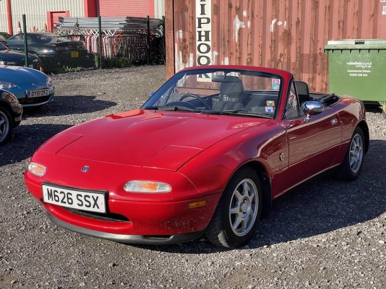 1995 MX-5 Mk1 1.8 (UK Spec)