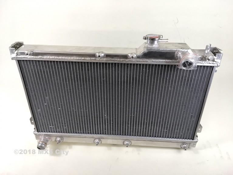 High flow alloy radiator Mk2,2.5