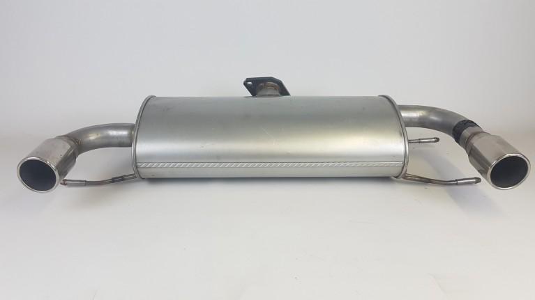 Mk3/3.5/3.75 Exhaust Rear Back Box Silencer