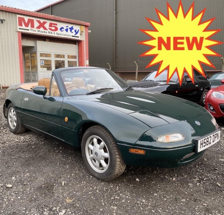 1990 Mazda Eunos Mk1 1.6 V-Spec